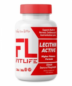 Lecithin Active 120 capsules