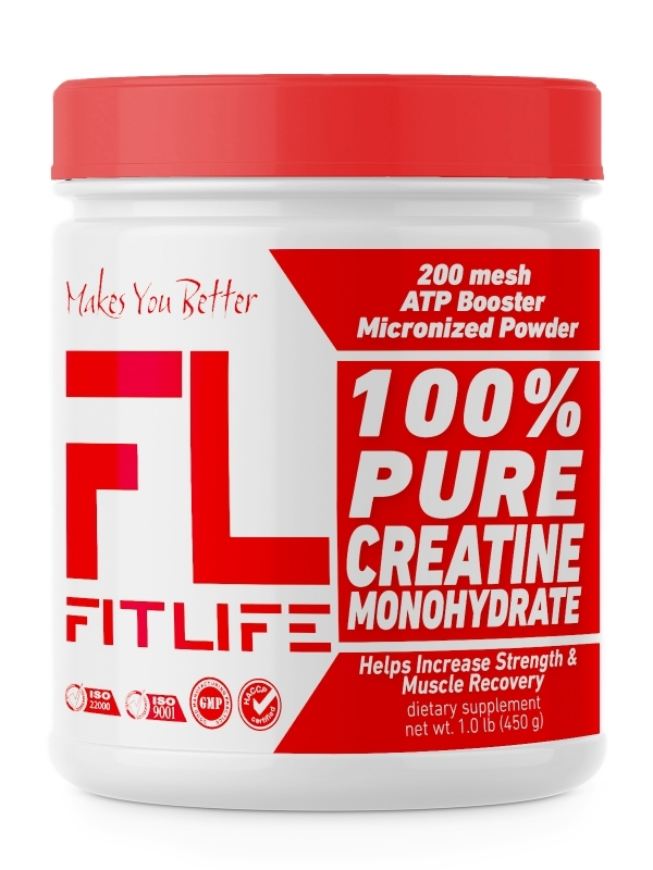 100% Pure Creatine Monohydrate 450 grams